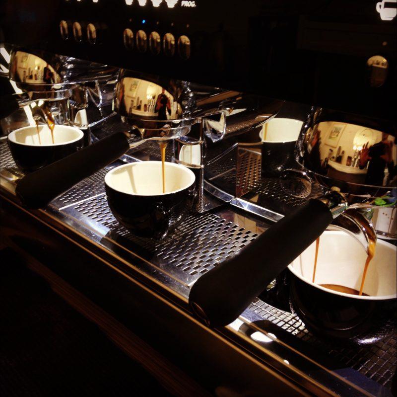 Award winning espresso coffee at Infuse Coffee Roasters Burnie