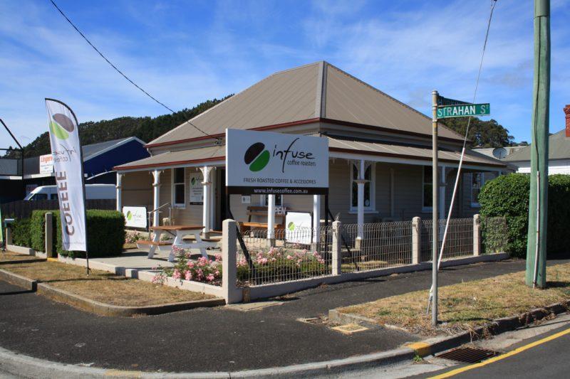 Infuse Coffee Roasters Burnie Tasmania