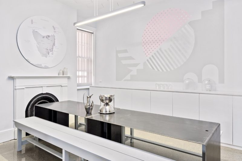 Institut Polaire Private Dining Room