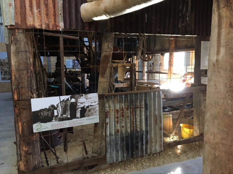 Stamper Mill Waratah