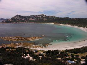 Killiecrankie Bay Flinders Island Tasmania