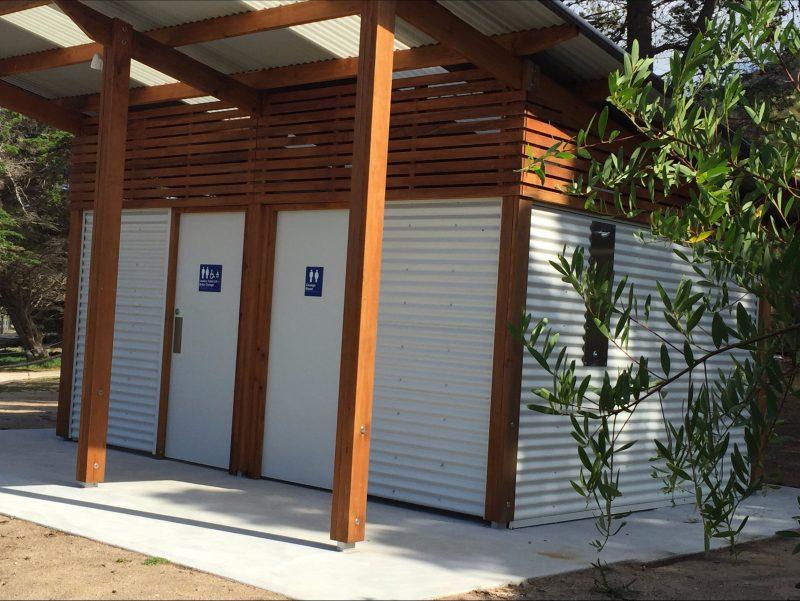 Facilities at Killiecrankie Bay Flinders Island Tasmania