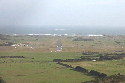 King Island Airport