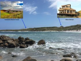 Luxury beachfront properties