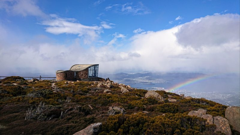 kunanyi/Mt Wellington weather