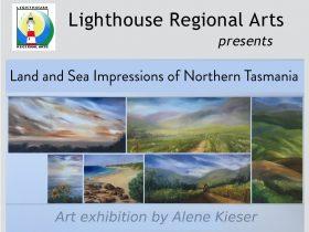 Land and Sea Impressions of Northern Tasmania