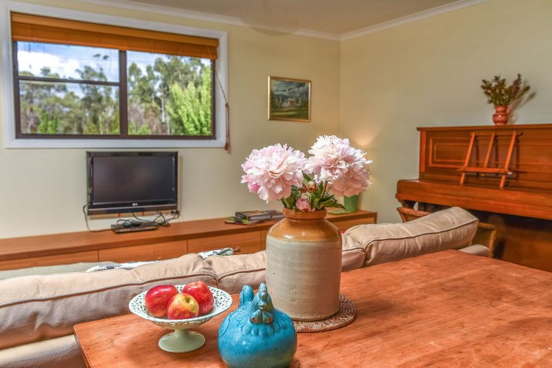 Tamar Valley Gourmet Farm Stay accommodation at Langdale Farm