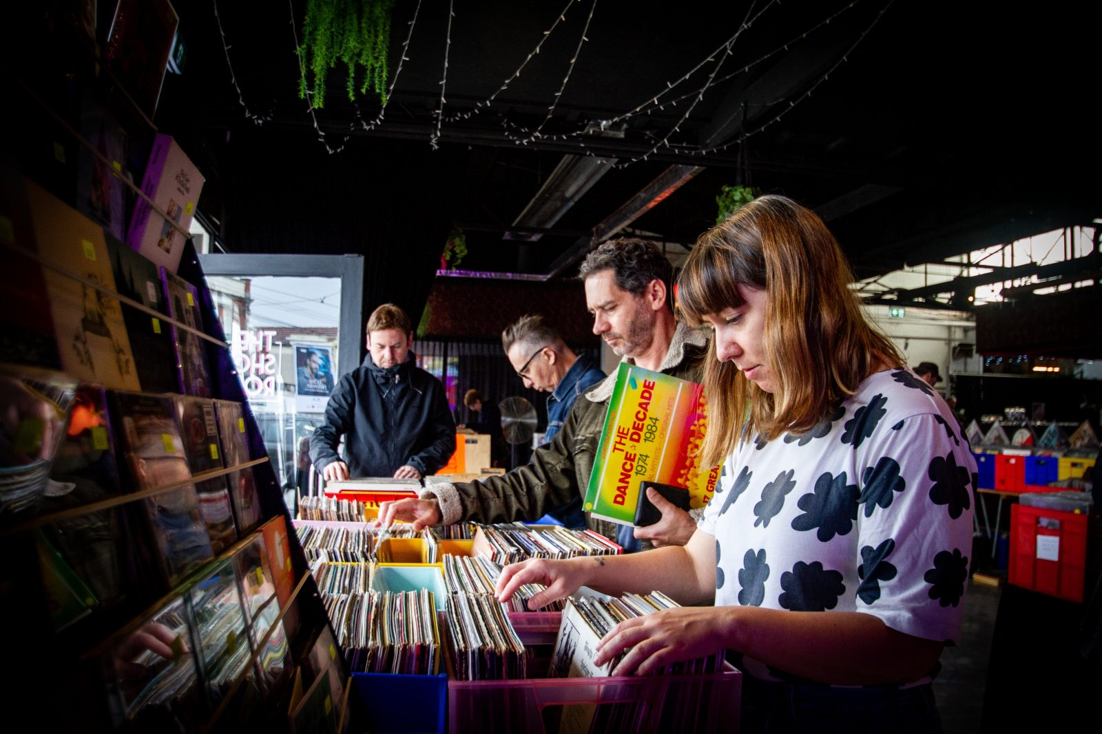 Launceston Record Fair