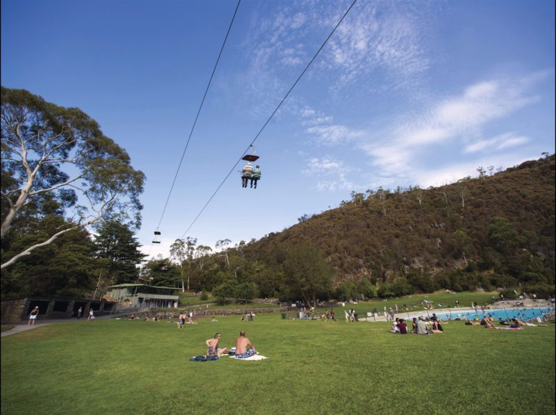 Launceston's Gorge Scenic Chairlift