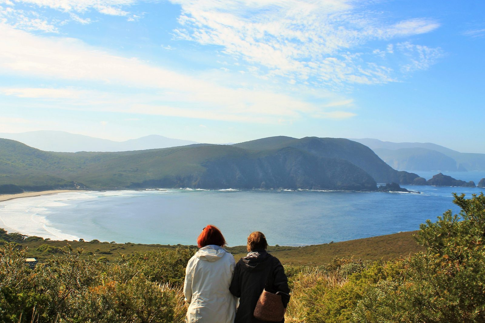 The Bruny Island Pack-Free Walk from Life's An Adventure