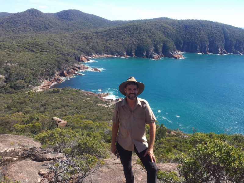 Views to keep you smiling on the Freycinet & Wineglass Bay pack-free walk by Life's An Adventure