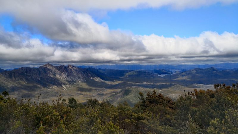 Amazing views on the Lake Pedder & South West Wilderness Pack-Free Walk by Life's An Adventure