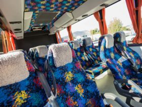 Luxury Standard 21 seat Mercedes coach
