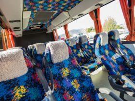 Luxury Standard 21 seat Mercedes coach