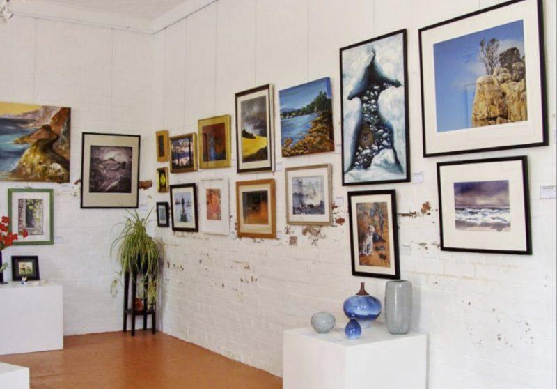 Lovett Gallery Cygnet