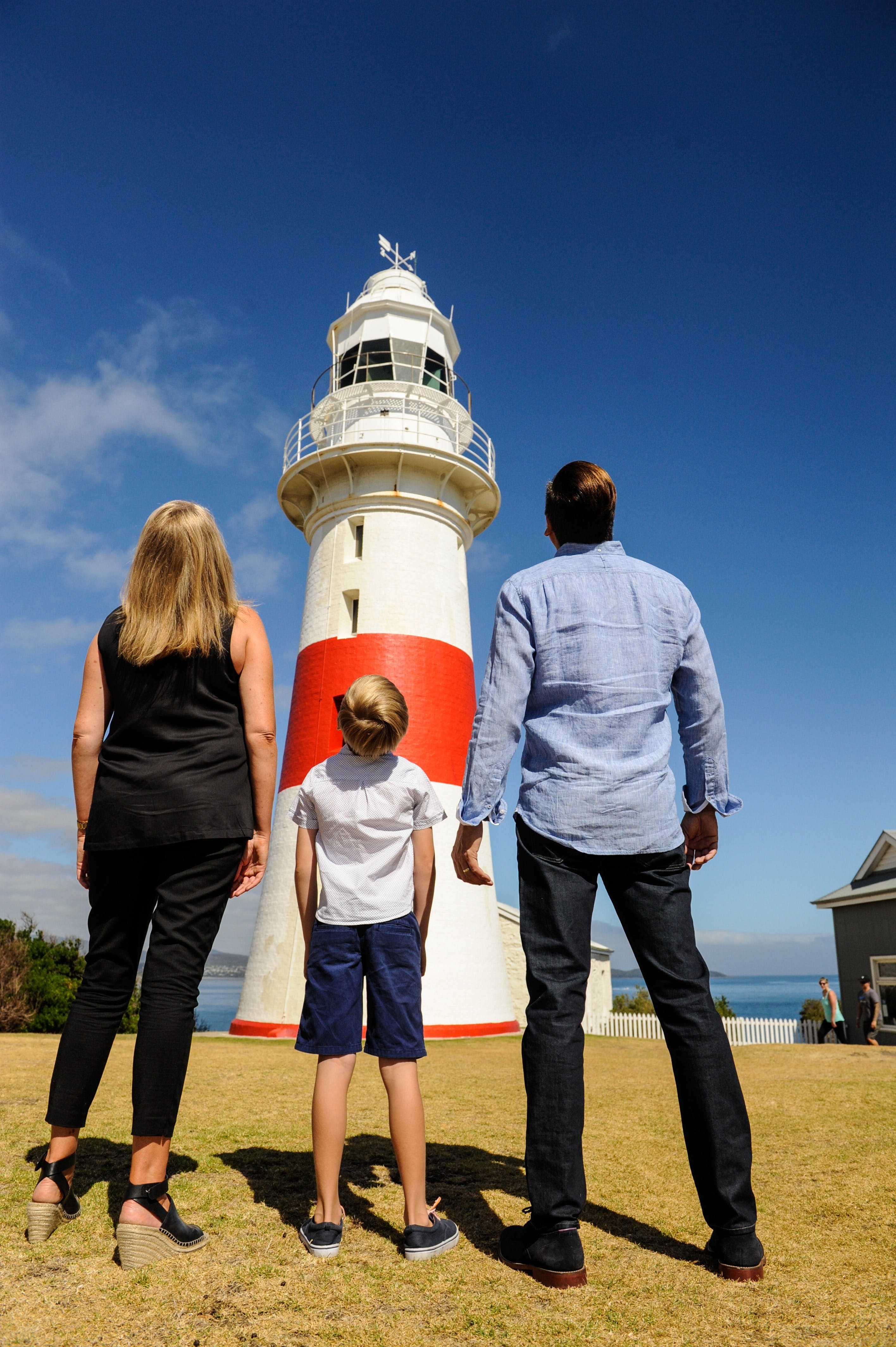 Enjoy viewing one of Tasmania's most accessible Lighthouses