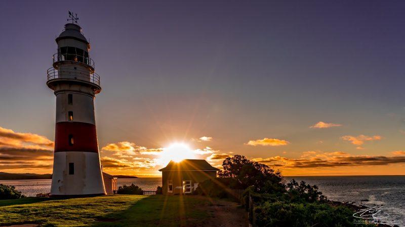 Sunset - Low Head Lighthouse