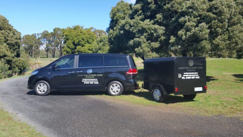 Luxury Van an Trailer