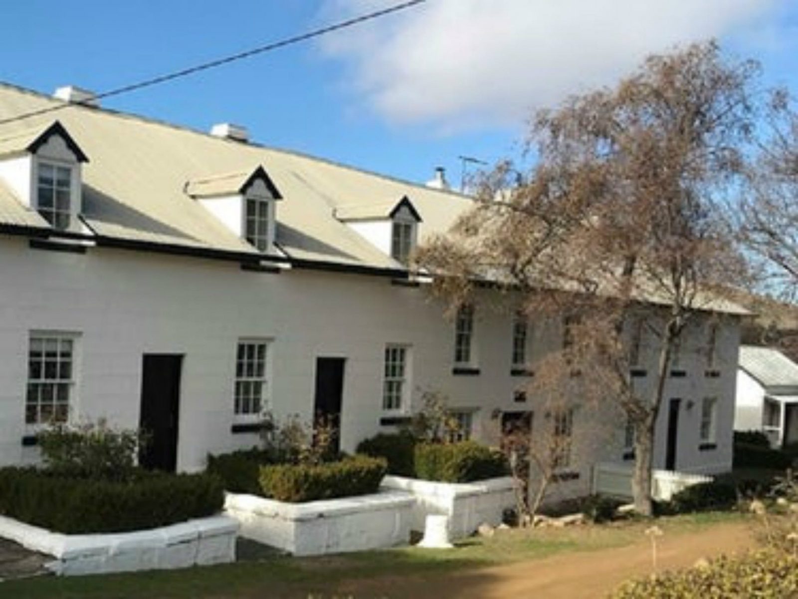 Located in the historic village of Pontville, just 30 minutes north of Hobart CBD.