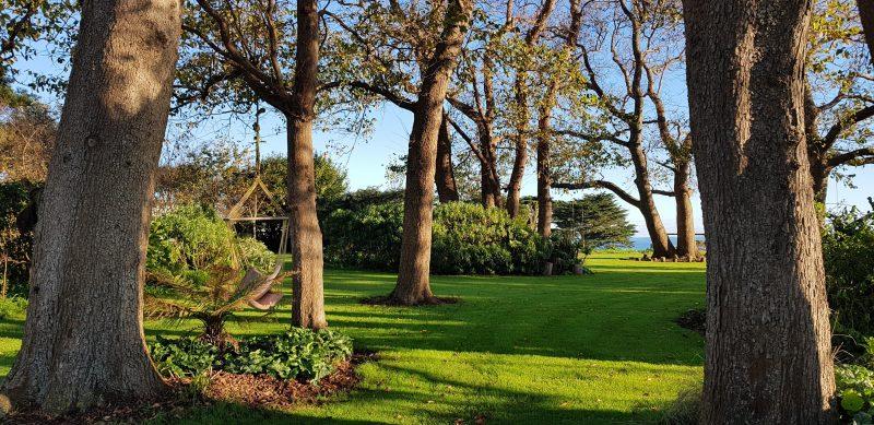 The glorious gardens of Mallavale Farm