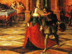 historic dance