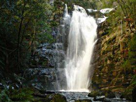 Mathinna Falls