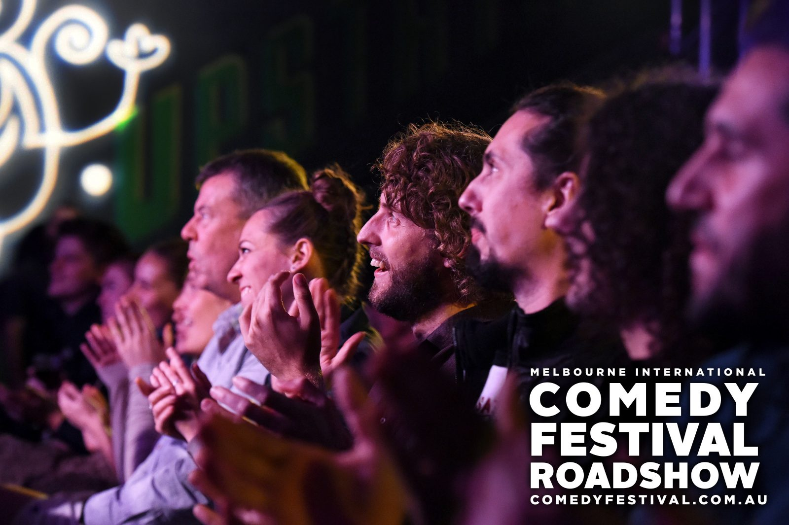 MELBOURNE INTERNATIONAL COMEDY FESTIVAL ROADSHOW at the Theatre Royal, Hobart
