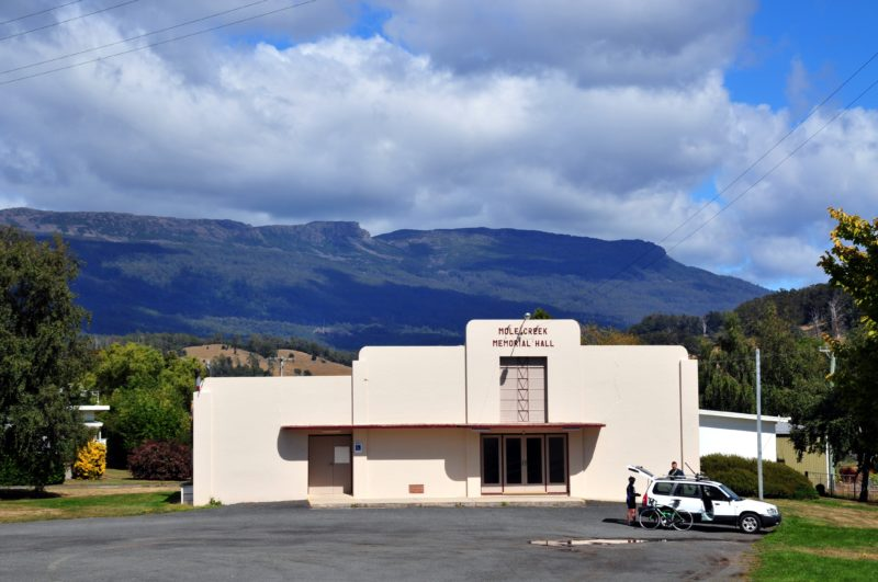 Mole Creek Memorial Hall