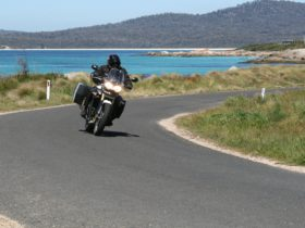 Tiger 800 East Coast Tasmania