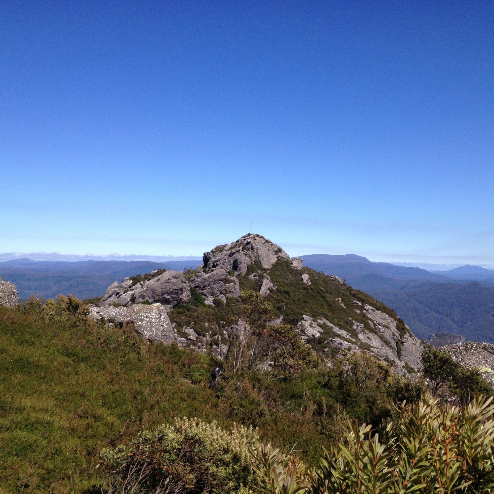 Mt Claude