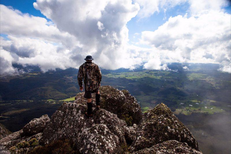 Mount Roland summit