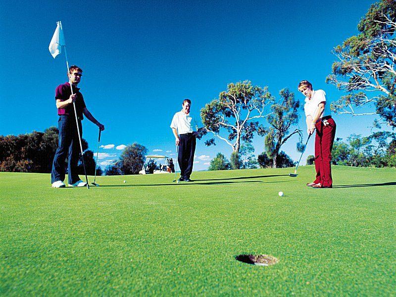 Golf in Tasmania