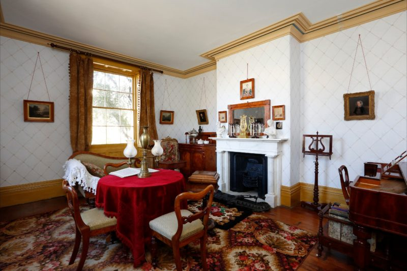 Narryna Heritage Museum drawing room