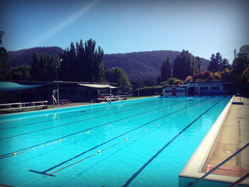 New Norfolk Swimming Pool