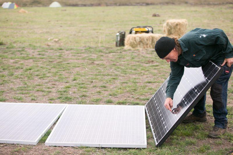 Solar Powered Festival