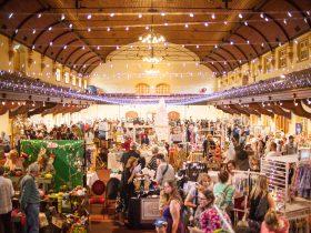 Nichemas - a Christmas Niche market at the Albert Hall