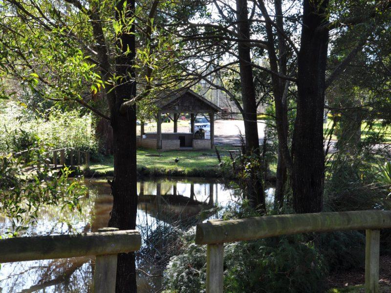Northeast Park Barbeque