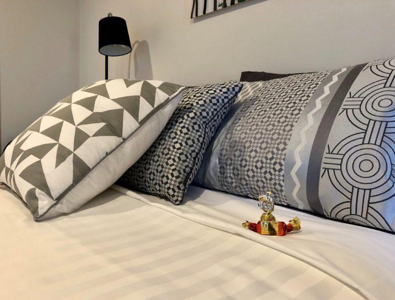 Oceana B&B quality bedding