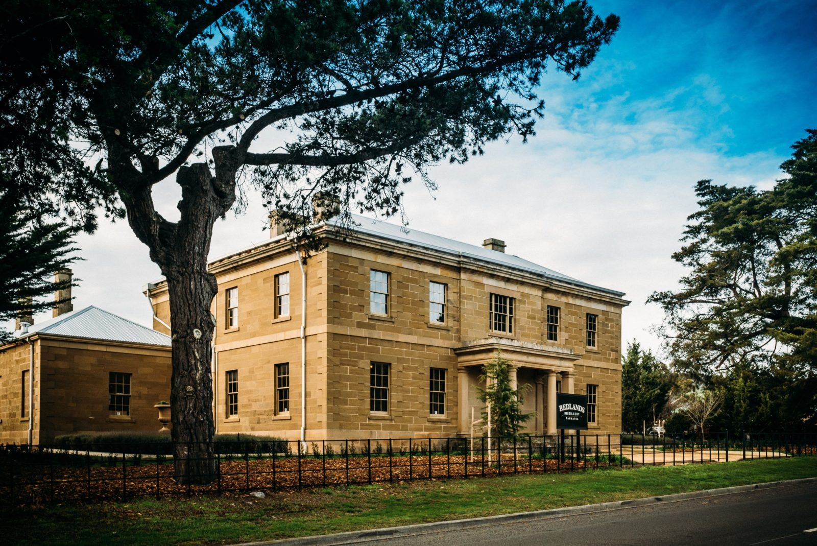 Dysart House - the home of Redlands Distillery and cellar door