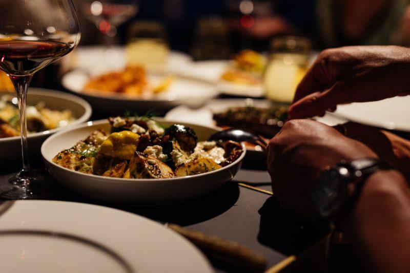 Tasmanian Seafood Feast
