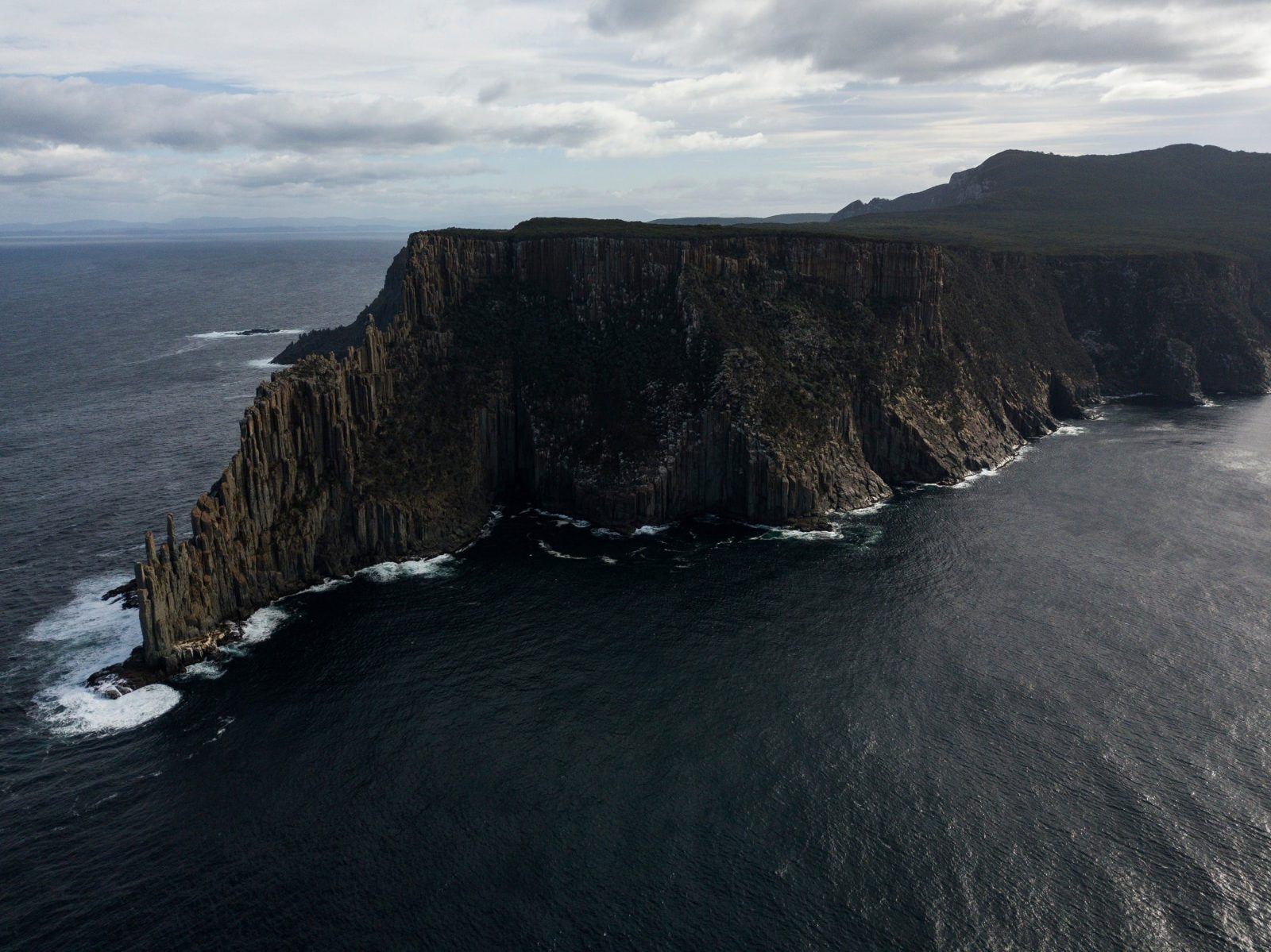 Cape Raoul one of the Three Capes