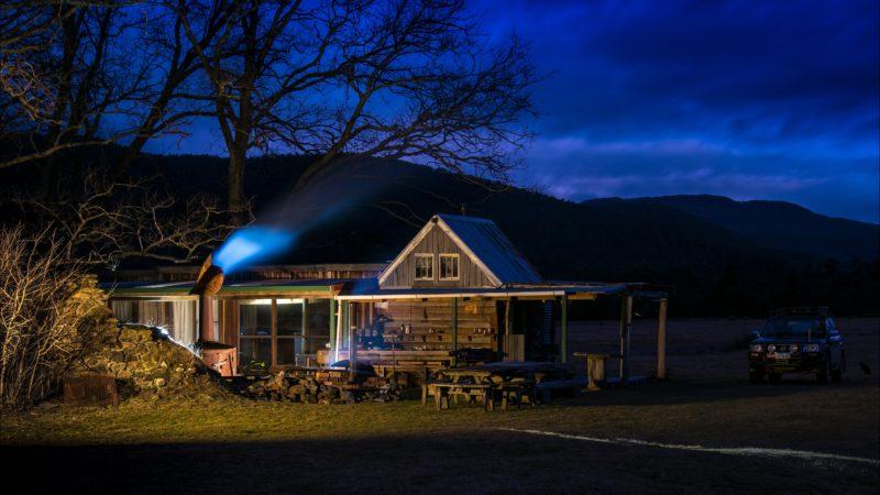 Quoll Patrol cabin