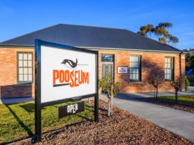 Pooseum in Richmond, Tasmania