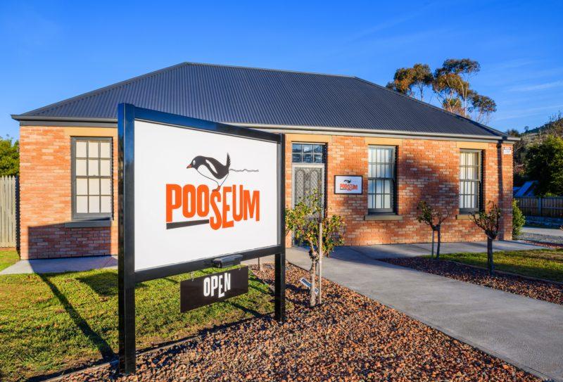 Pooseum in Richmond, Tasmania