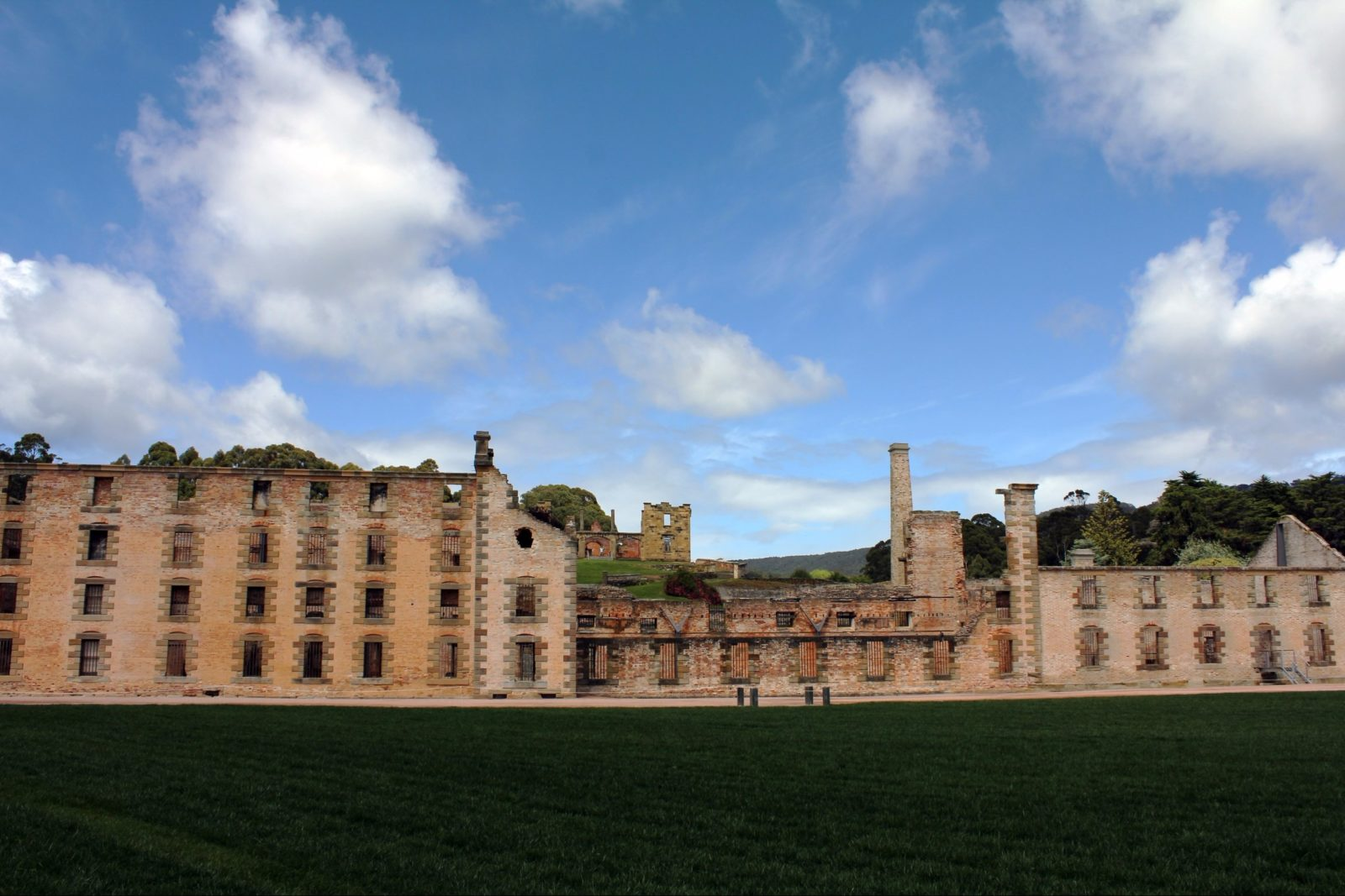 Convict buildings