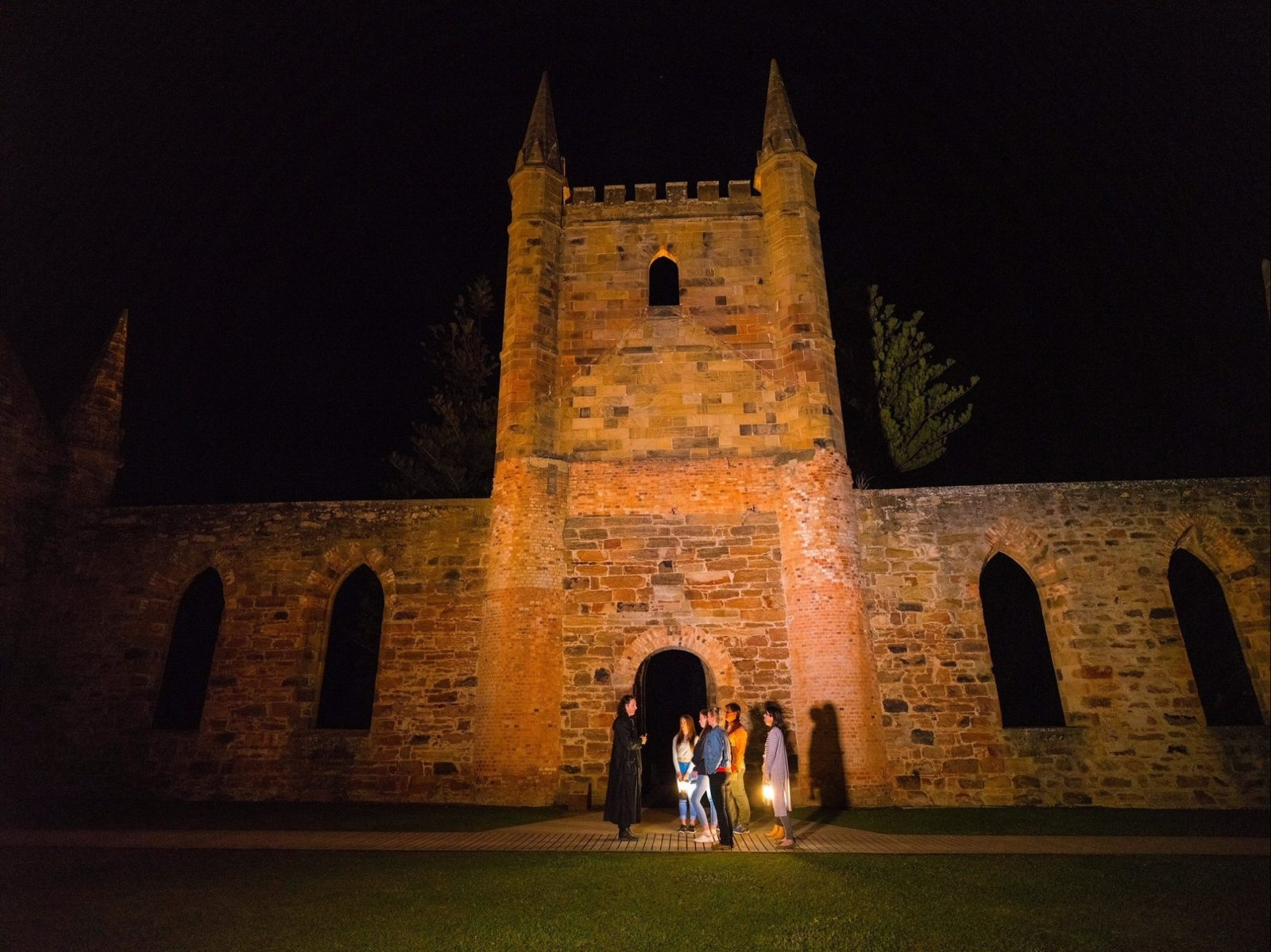 Port Arthur Ghost Tours at the Convict Church