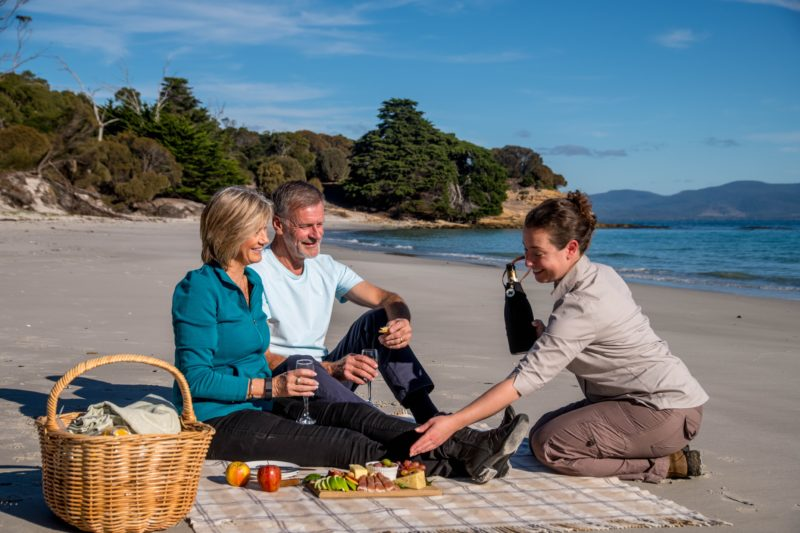 Premier Travel Tasmania small group