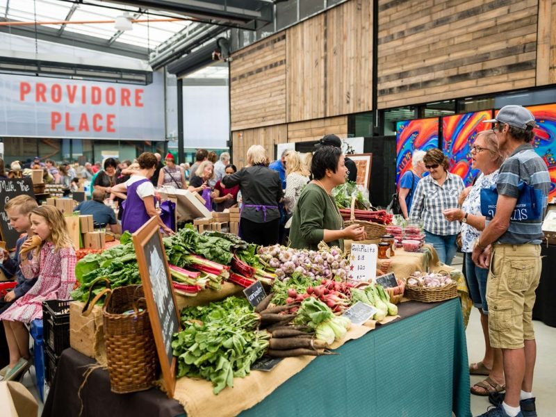 Providore Place Market