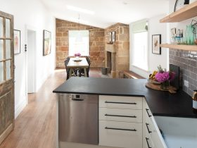 Raffah House, Tasmania | Kitchen/Dining