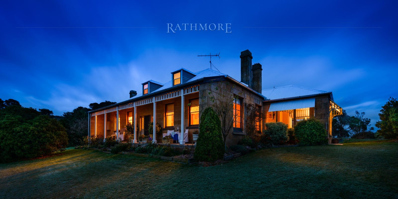 C1828 HERITAGE LISTED RATHMORE HOUSE